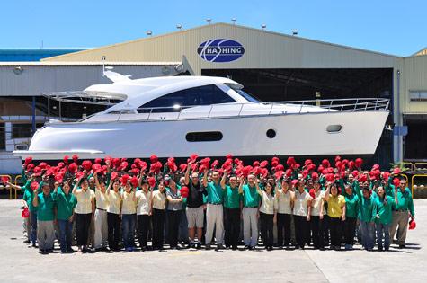 Belize 52 Hardtop