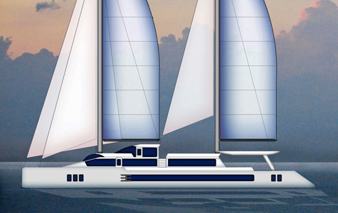 Paracas 120: Elegant Styling And Eco Friendly Catamaran By Paracas Yachts