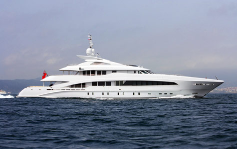 Satori: The First Of A New 50 Metre All-Aluminium Superyacht By Heesen Yachts