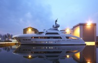 GALACTICA STAR by Heesen Yachts
