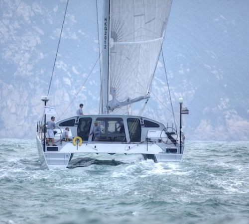 Catamaran MC² 60
