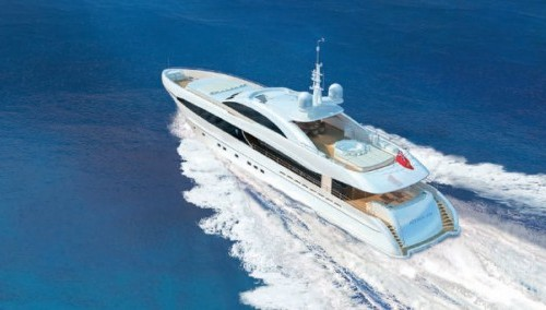 Heesen launches 40 metre Galatea.