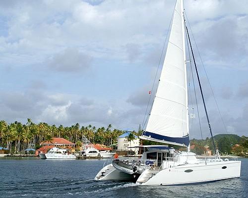 Caribbean Sailing Festival:  Business, rum, and a sea of pleasure.