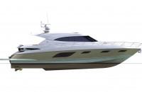 Riviera's New  6000 Sport Yacht