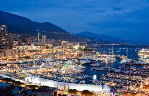 Monaco Yacht Show 2014