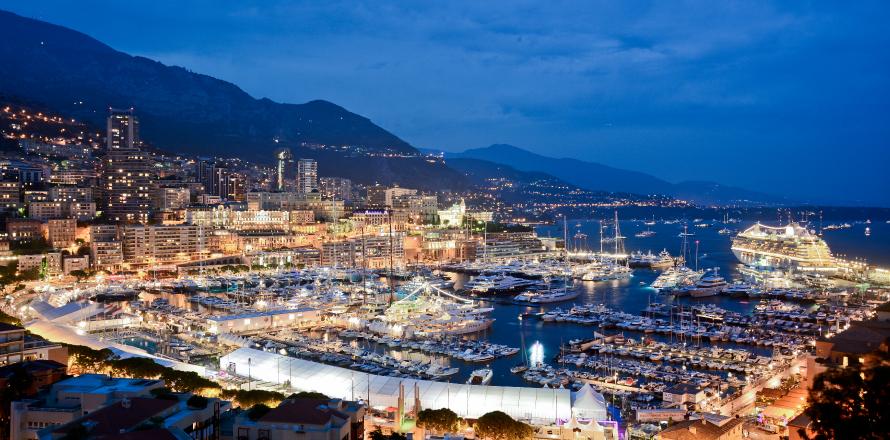 Monako Yacht Show 2014