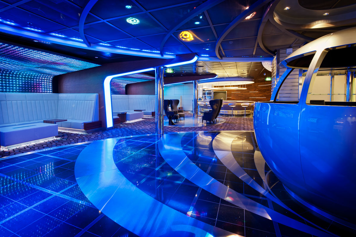 Celebrity Eclipse Quasar Nightclub