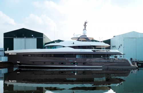 Heesen Yachts launches YN 17042
