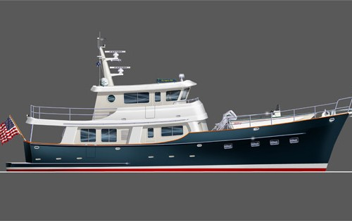 Kadey-Krogen Yachts Debuts Expanded Expedition Series