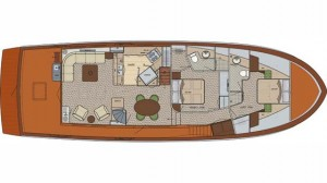 Plans of the Krogen 64' Expedition