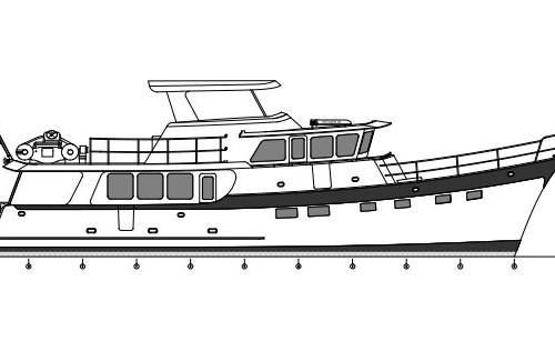 Kadey-Krogen Yachts' Krogen 66′ & Krogen 70′ Models Are New Trawler Territory