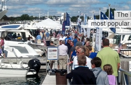 Norwalk Boat Show 2014