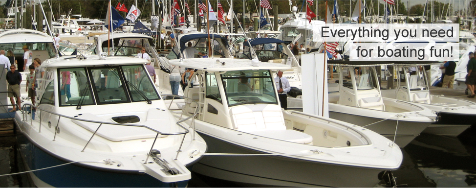 Norwalk Boat Show 2014 Finest Yachts