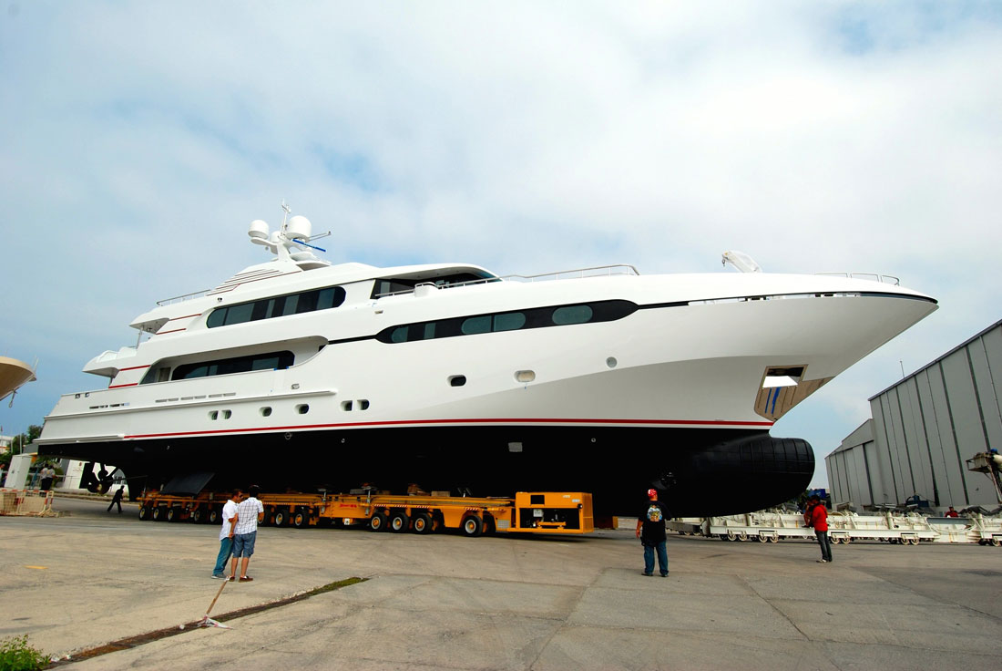New Sunrise 45m launched