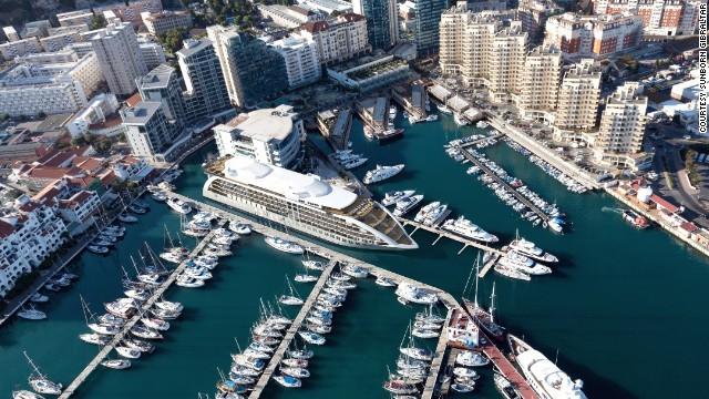 Sunborn Gibraltar Yacht Hotel