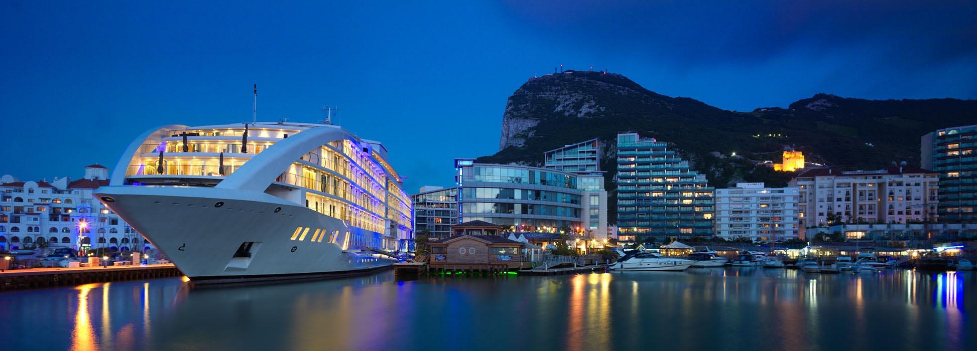 Sunborn Gibraltar Floating Hotel