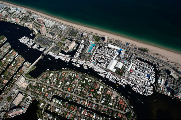 55th Fort Lauderdale International Boat Show