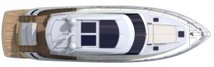 Riviera 6000 Sport Yacht  Plan_Ext.